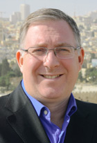 New York Times Bestseller Joel C. Rosenberg